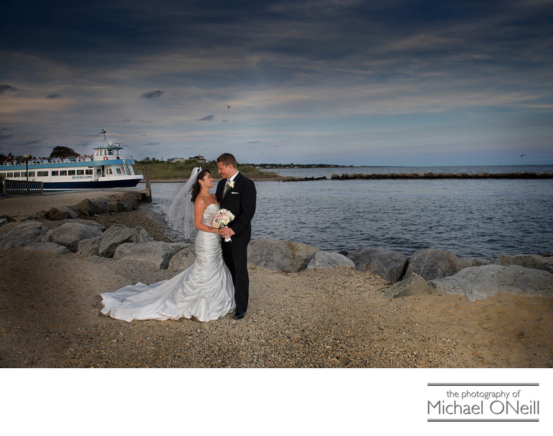 Land's End Sayville Wedding Pictures