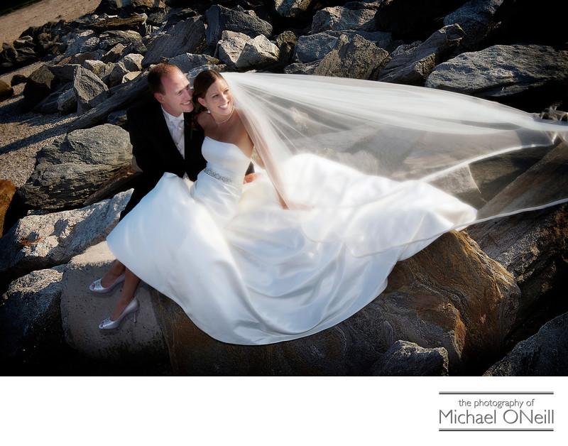 Hamlet Willow Creek Beach Wedding Pictures