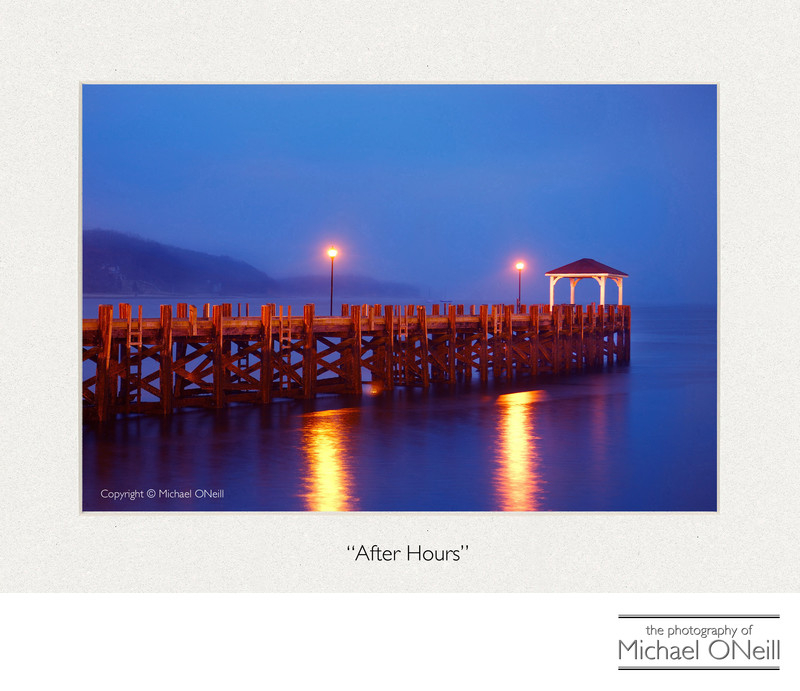 Collectible Fine Art Photography Harbor at Northport NY