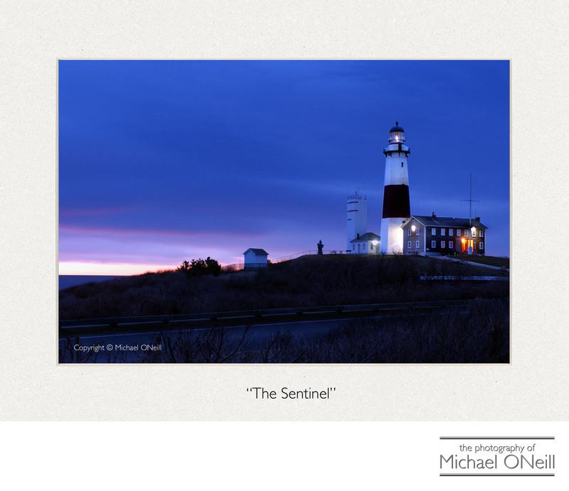 Collectible Fine Art Photography Lighthouse Montauk NY
