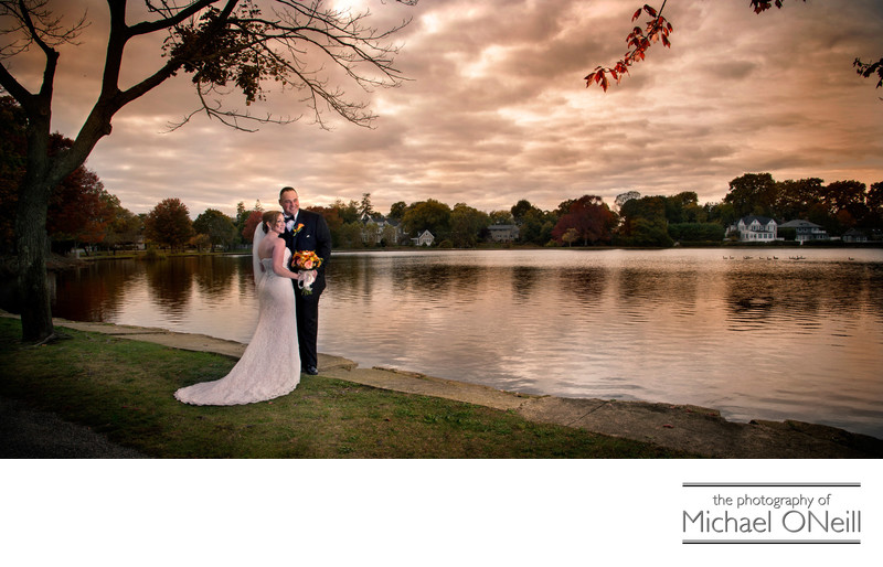 Argyle Lake Bablyon LI Wedding Pictures