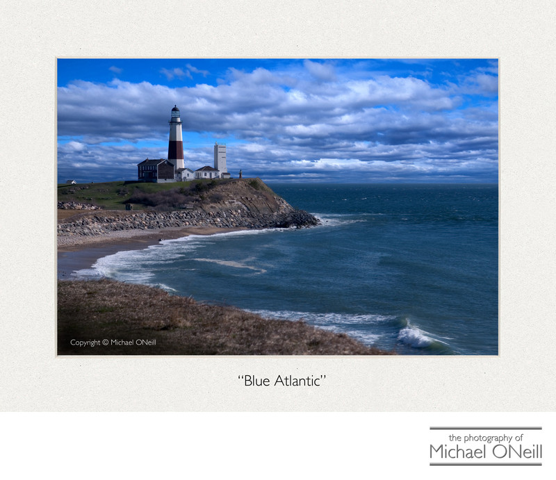 Collectible Fine Art Photography Montauk Point Lighthouse