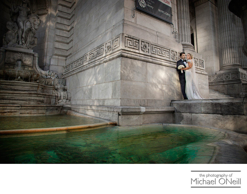 NYC Wedding Photographer Manhattan Experience