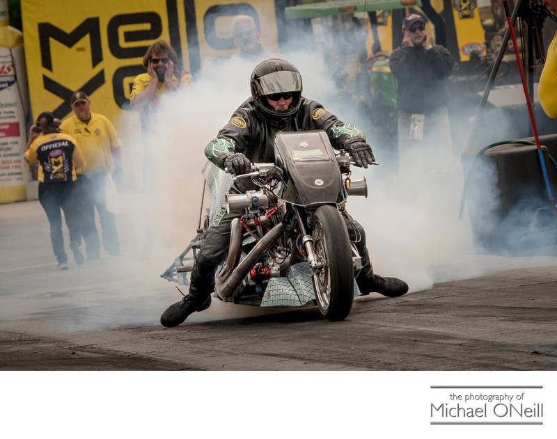 Top Fuel Harley NHRA Photographs New England