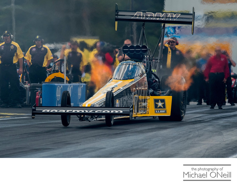 NHRA Top Fuel Dragster Motorsports Photos