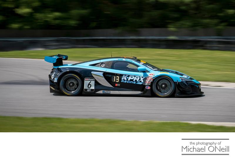 K-Pax Racing PWC GT Lime Rock Photographer