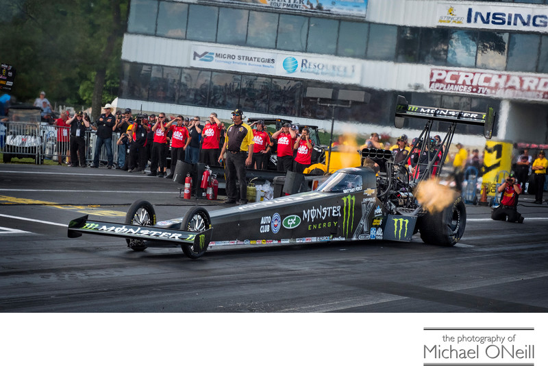Brittany Force Top Fuel Dragster NHRA Photographer
