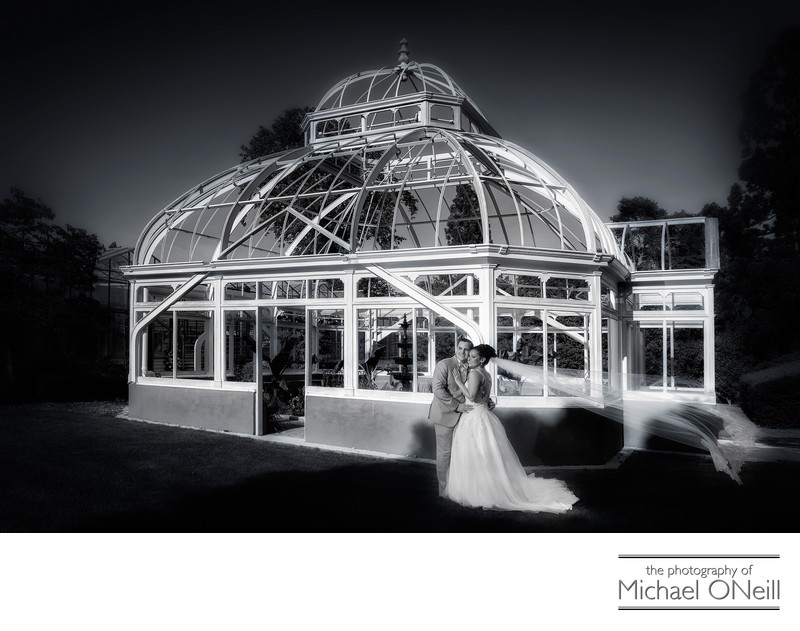 Awesome Long Island LI Black and White Wedding Pics