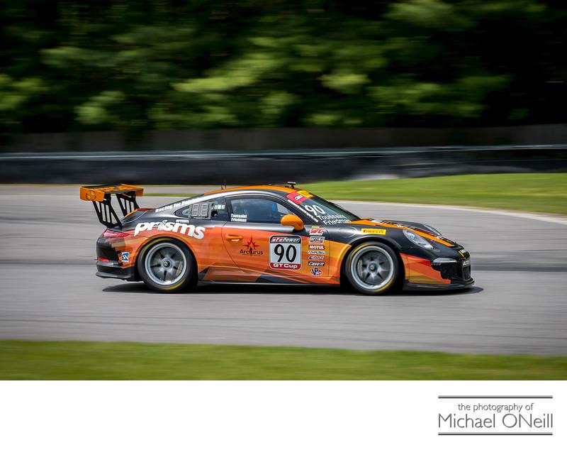 Motorsports Photography PWC IMSA Lime Rock CT