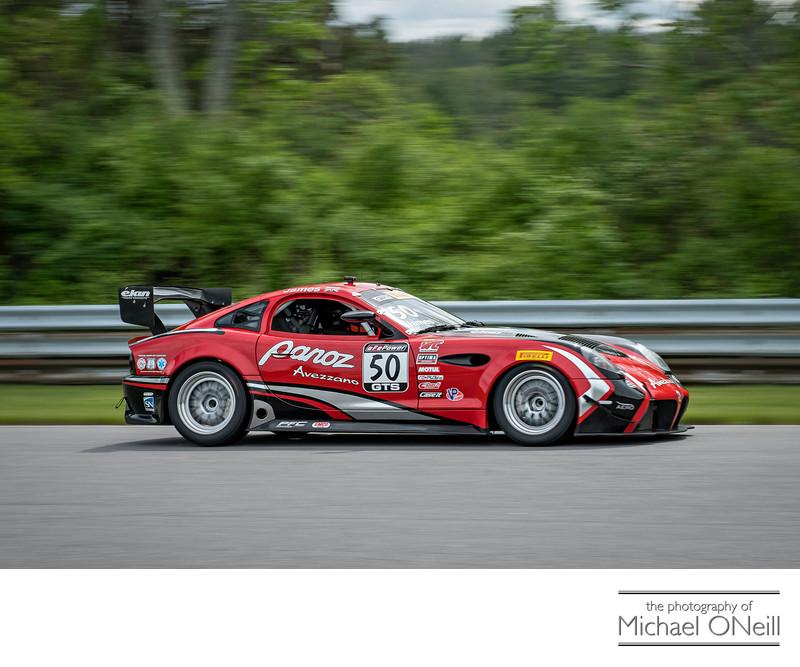 Pirelli World Challenge Photographs Lime Rock