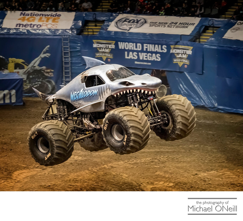 Monster Trucks Motorsports Racing Photography US