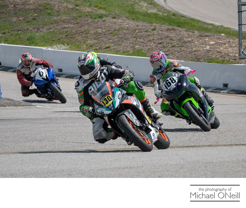 MotoAmerica MotoGP CCS Superbike Race Photographer