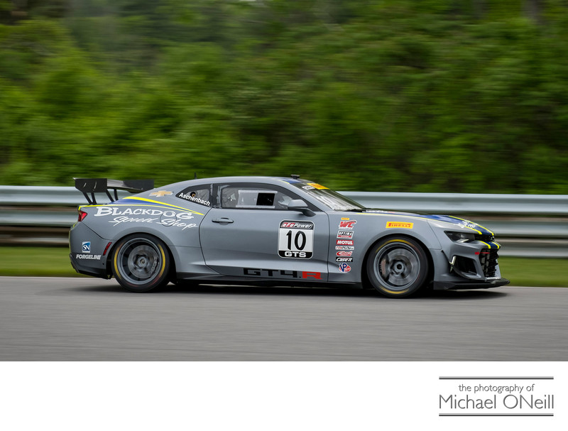 Camaro American Muscle Road Racing Sports Car Photos