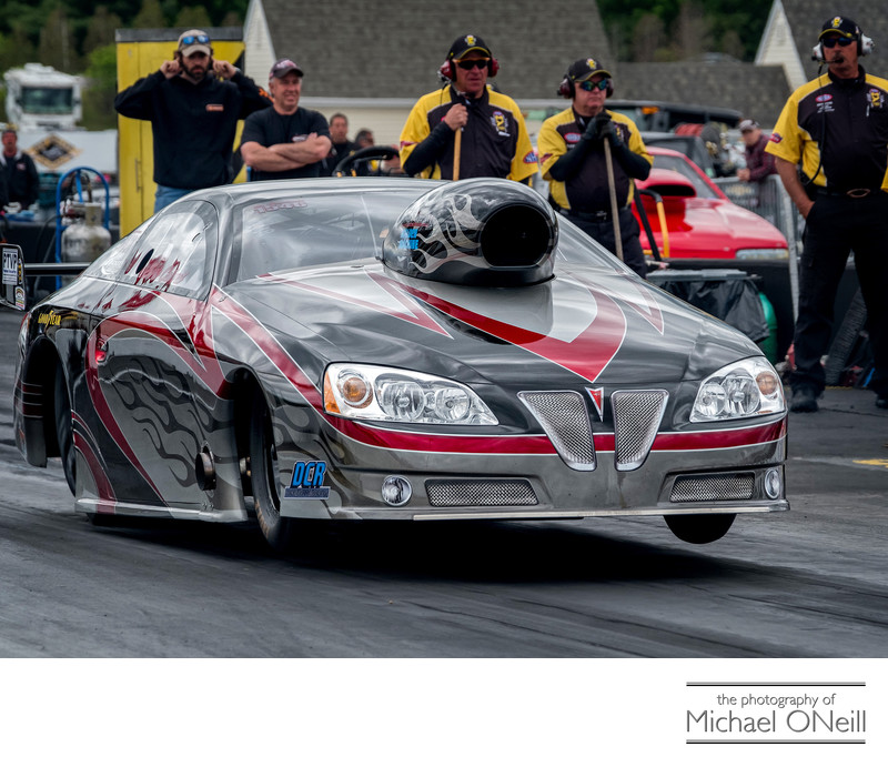 Drag Racing Stock Photography Magazine Assignment Images