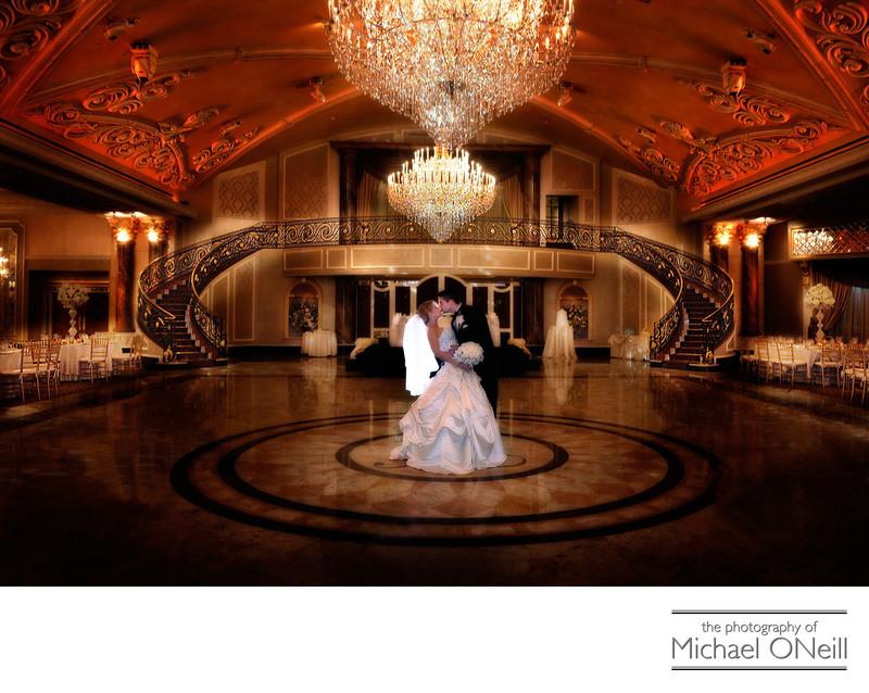 Venetian Garfield NJ Best Wedding Photographer