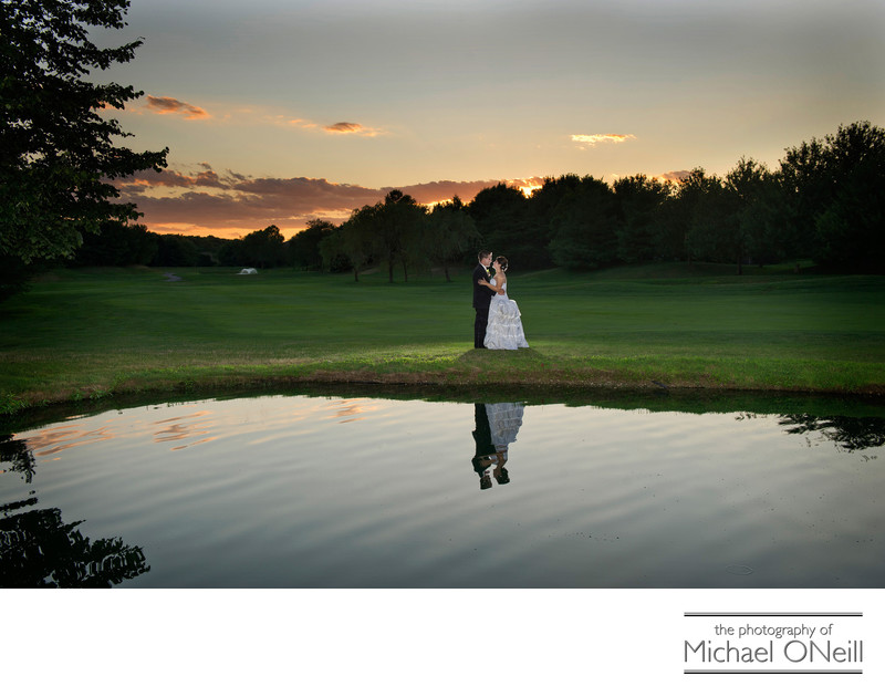 Best Hamlet Golf and Country Club Wedding Photographer