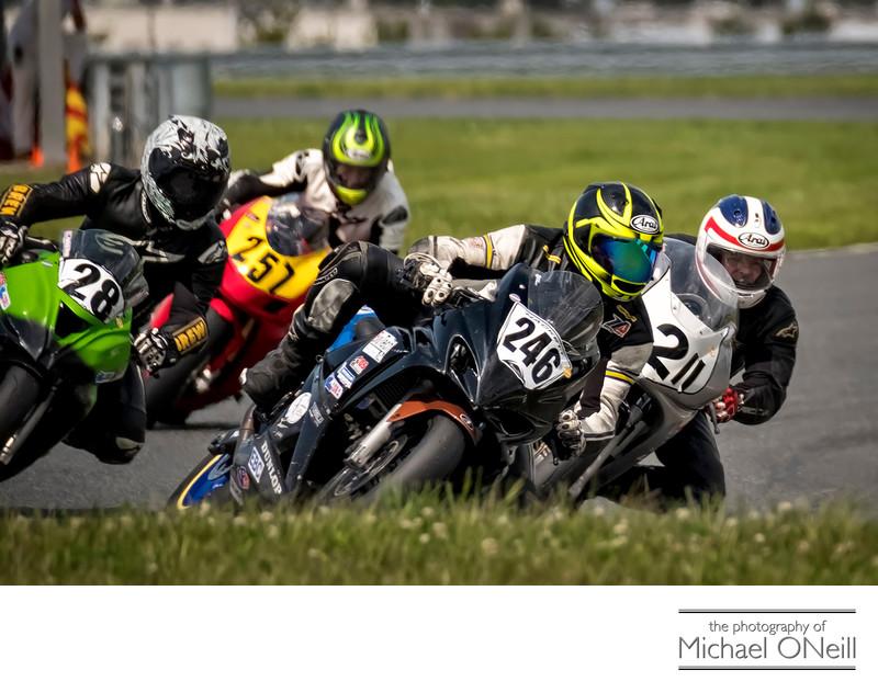 Freelance Motorsports Racing Photographer Stock Images