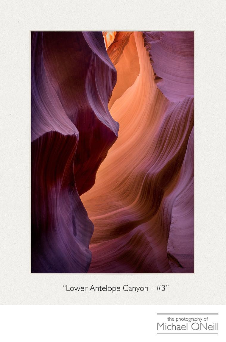 Collectible Fine Art Antelope Slot Canyon Photograph