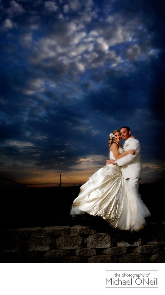 best marina del rey bronx NYC wedding photographer