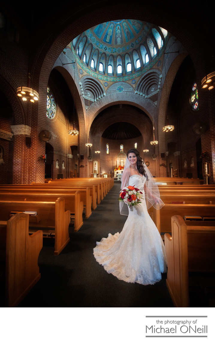 St. Joseph Babylon Villa Lombardi's Wedding Photographer
