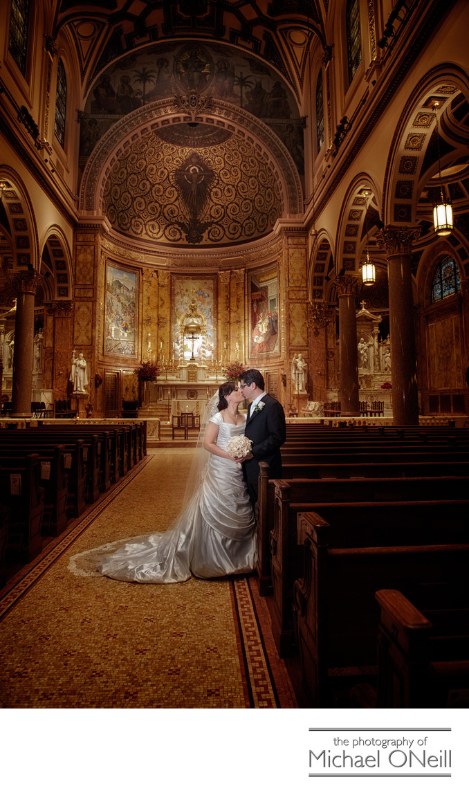 NYC Long Island Wedding Cathedral