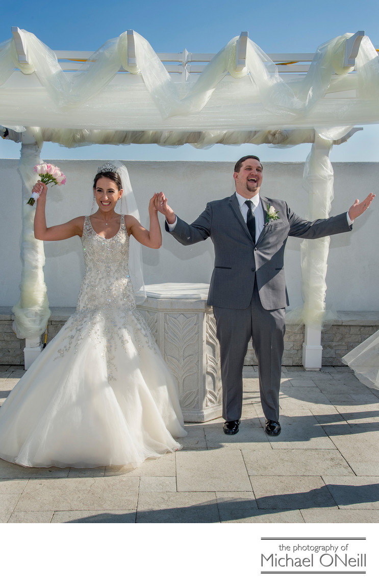 Venetian Yacht Club Wedding Ceremony