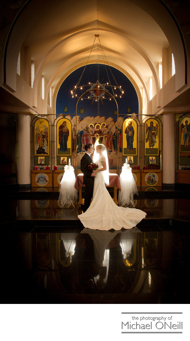 Greek Orthodox Wedding Photographer NY