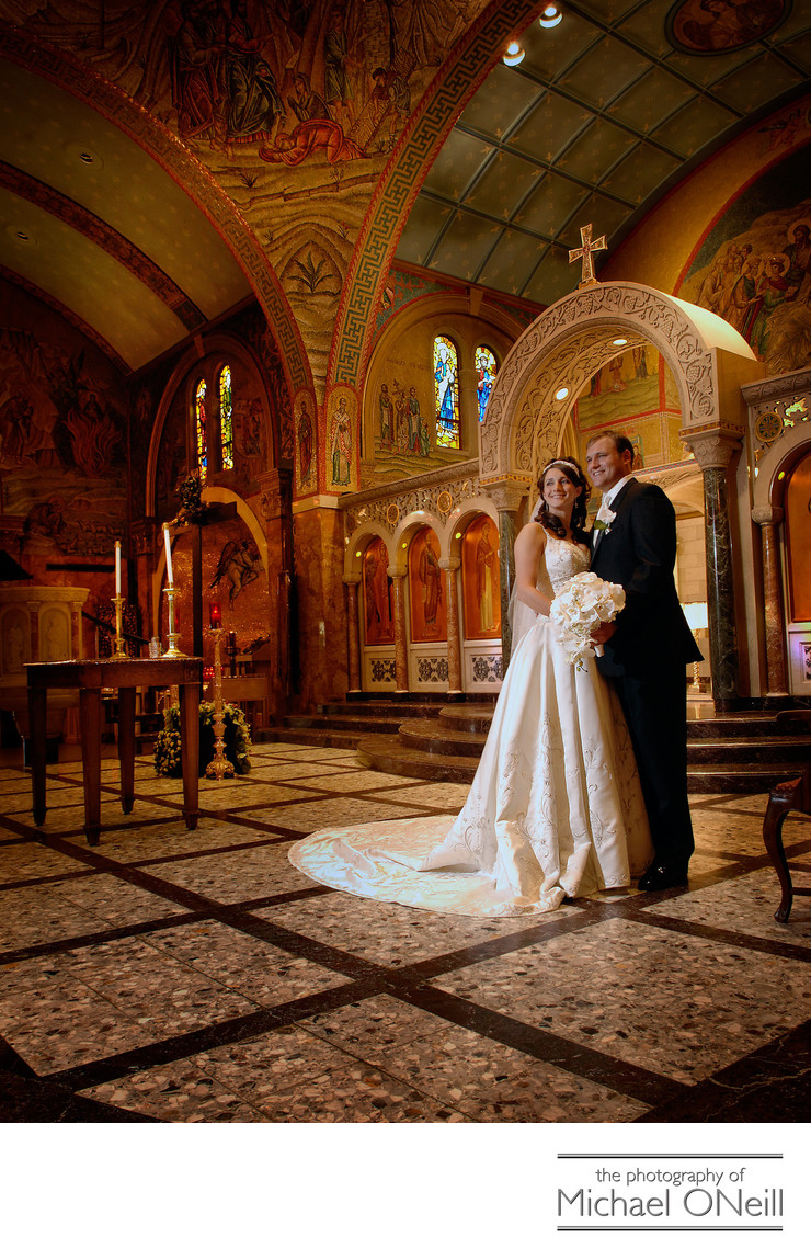 Greek Orthodox Church Weddings