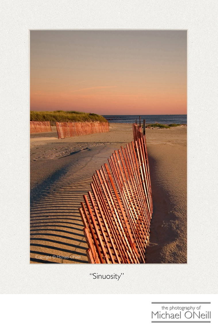 Collectible Fine Art Photography Point Judith Rhode Island