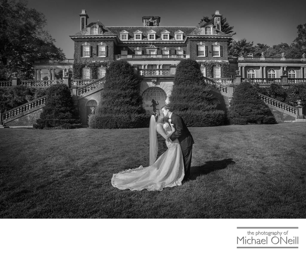 Westbury Gardens Wedding: Long Island Mansion Weddings