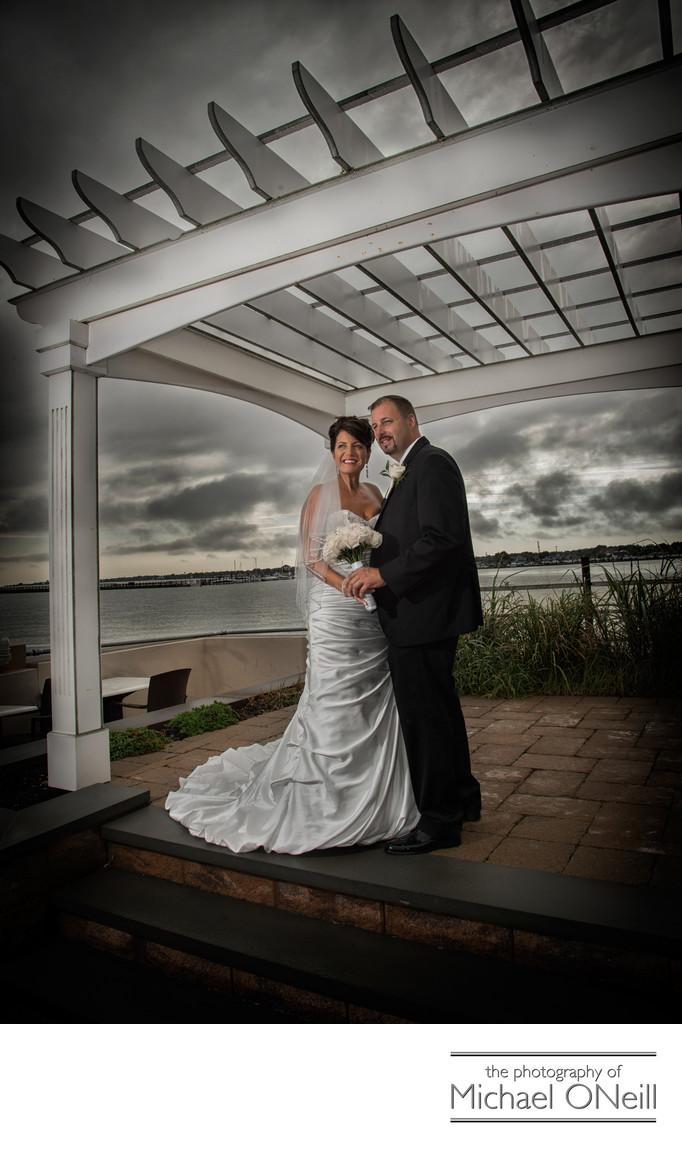 Wedding Day Bad Weather Photographs