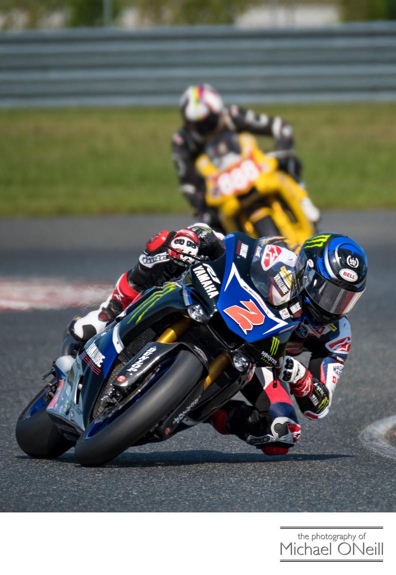 Josh Herrin Yamaha MotoAmerica Superbike NJMP Pictures