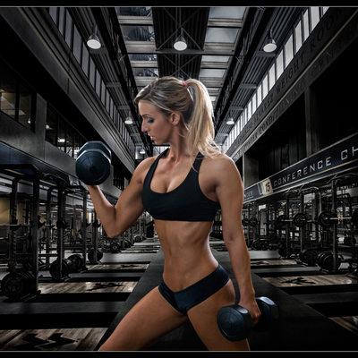 Long Island New York NYC Athlete Female Fitness Photographer
