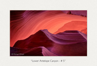 Arizona Slot Canyon Fine Art Photograph