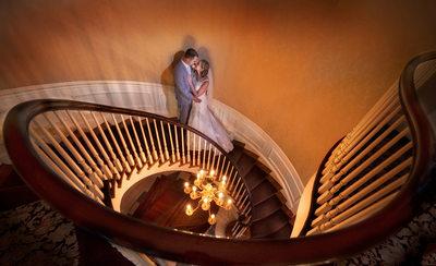 Royalton Mansion Circular Staircase Pictures