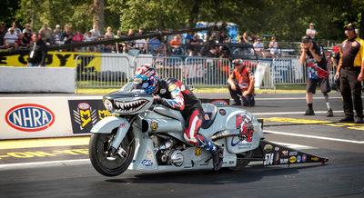 NHRA Pro Stock Motorcycle Magazine Photographer Pics