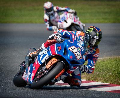 Roger Hayden MotoAmerica NJMP Racing Photographer