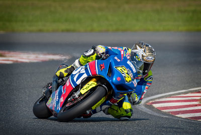 Tony Elias Superbike Champion MotoAmerica Photographs