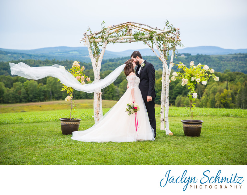 Wedding Photography Inn at Mountain View Farm