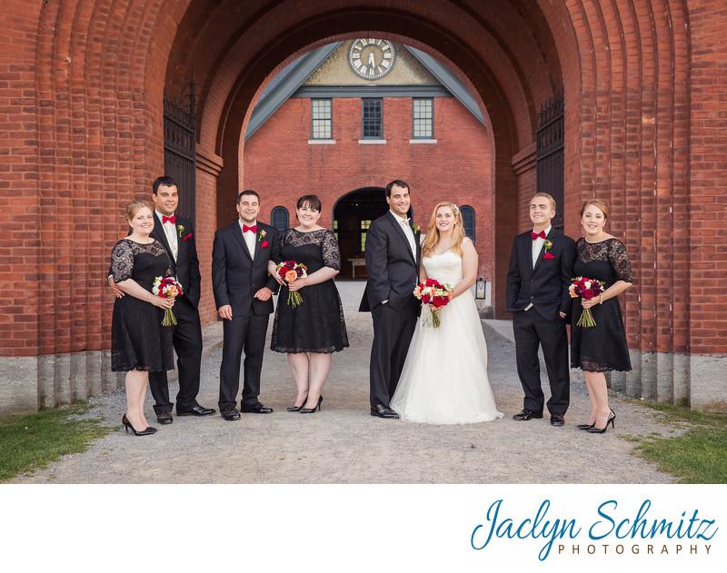 Shelburne Farms Wedding Photographer