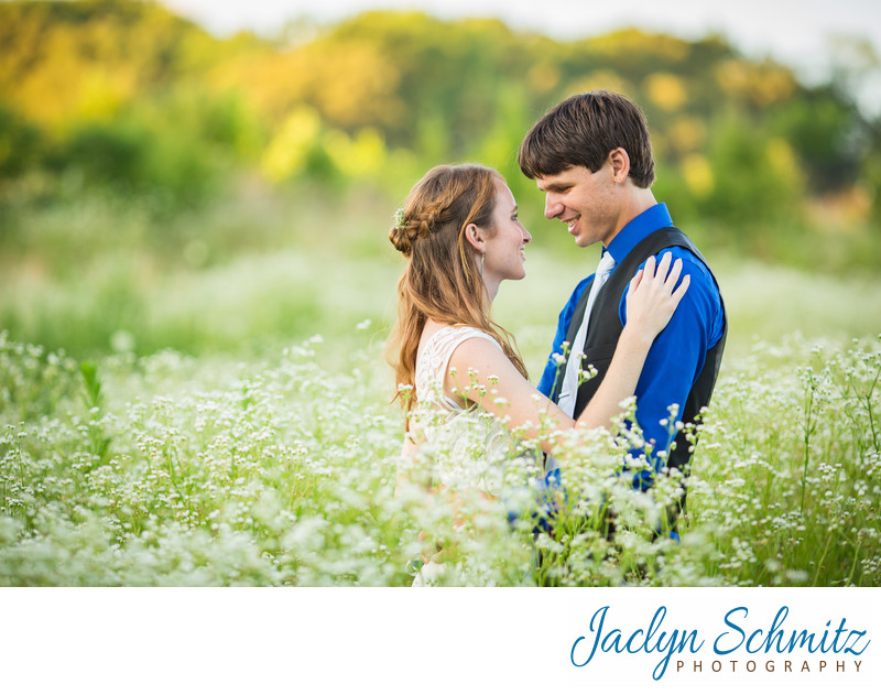 simple wedding photos Vermont