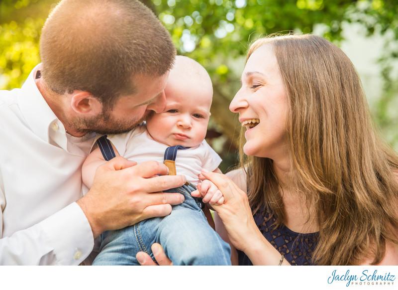 vermont baby portraits