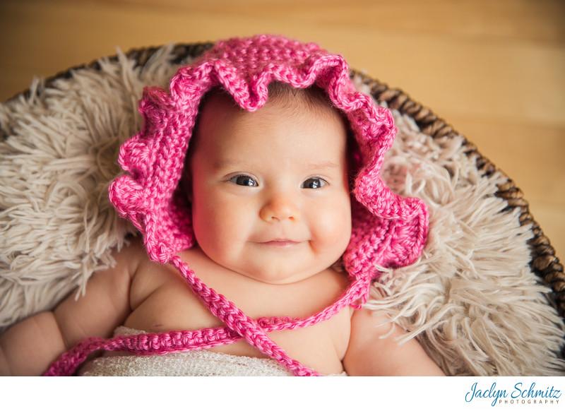 Vermont baby photography