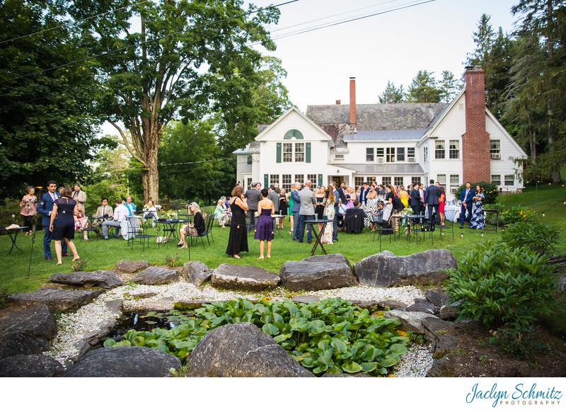 Arlington VT wedding venue