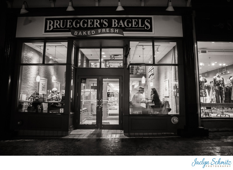 Bagels Burlington VT Engaged
