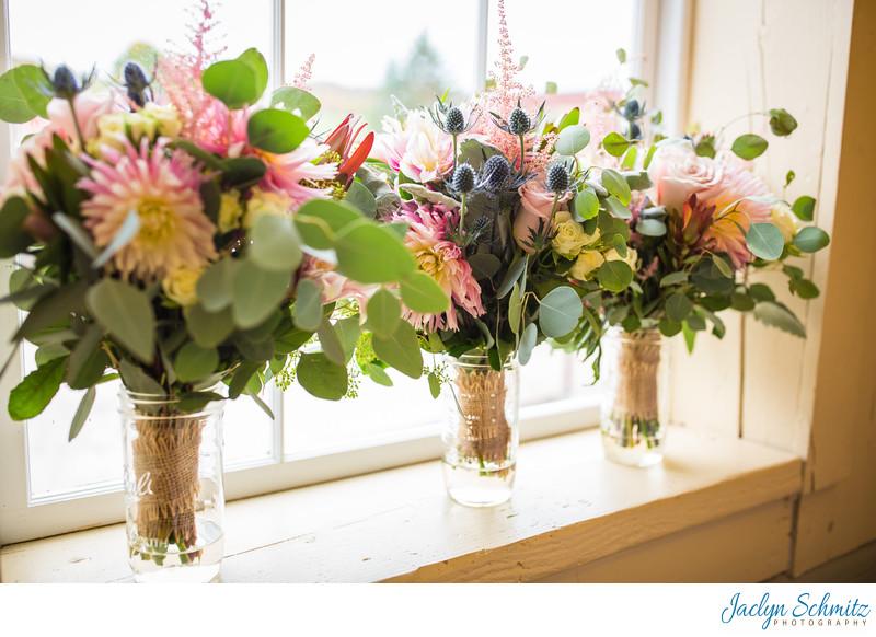 Flowers at Boyden Farms VT