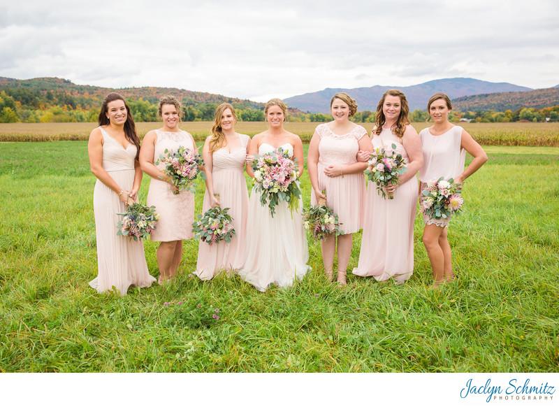 Boyden Farm wedding photos VT
