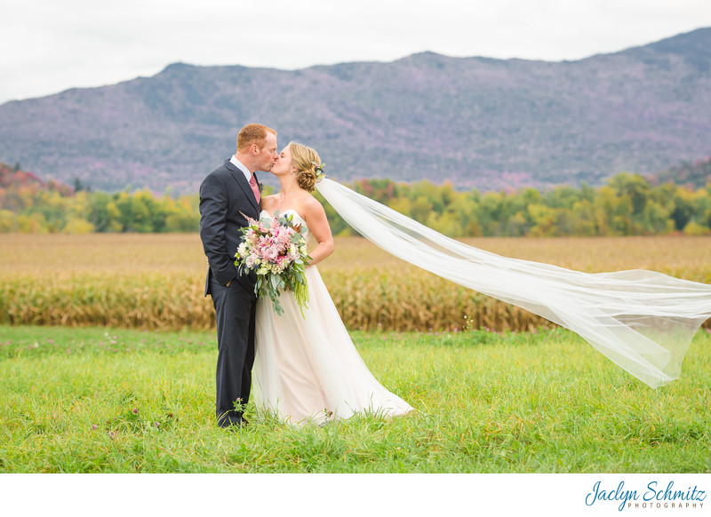 Boyden Farms wedding photographer VT