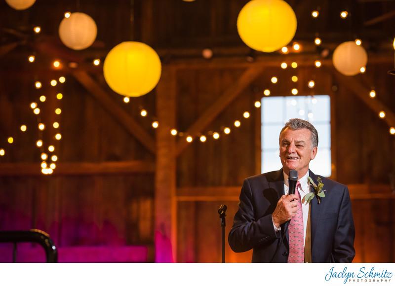 Paper lanterns wedding Vermont
