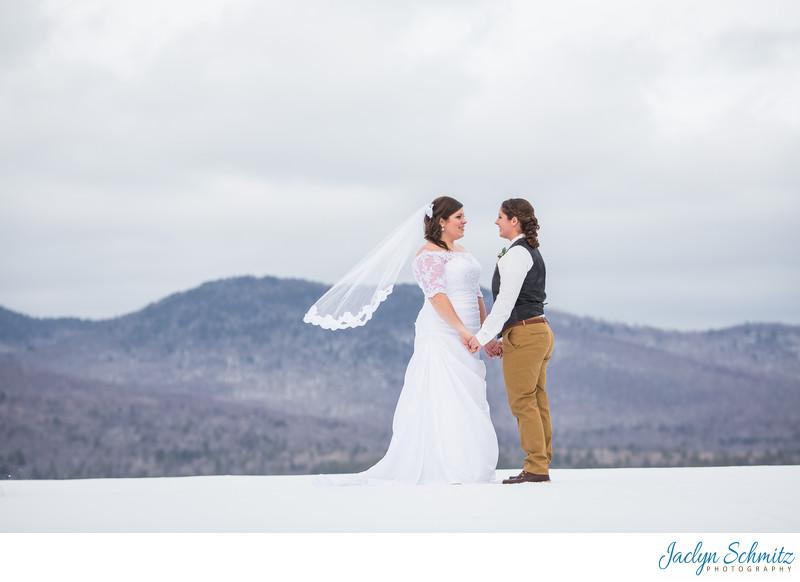 LGBTQ friendly VT wedding venue